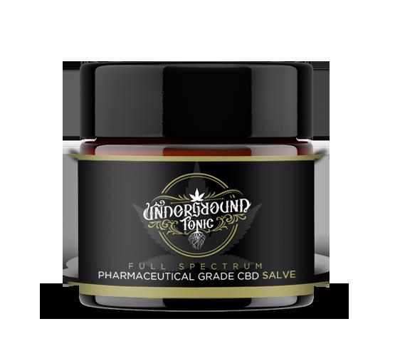 CBD Salve 500mg 1oz Full Spectrum, Pharmaceutical grade
