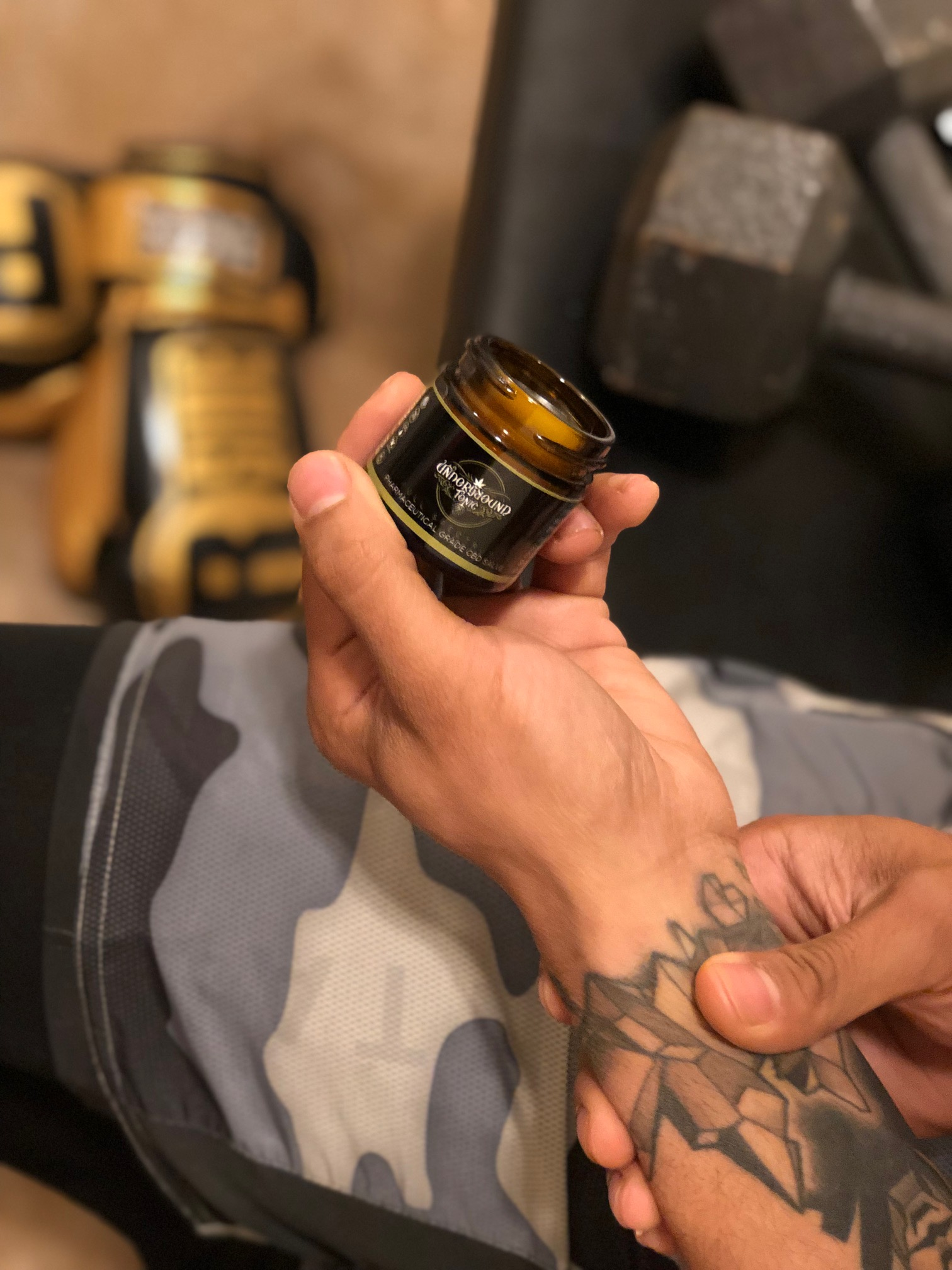 Get relief from skin irritations with CBD Salve