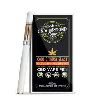 CBD Vape Pen Combo